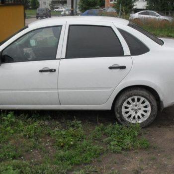 Выкуплен битый автомобиль LADA (ВАЗ) Granta 2013 г